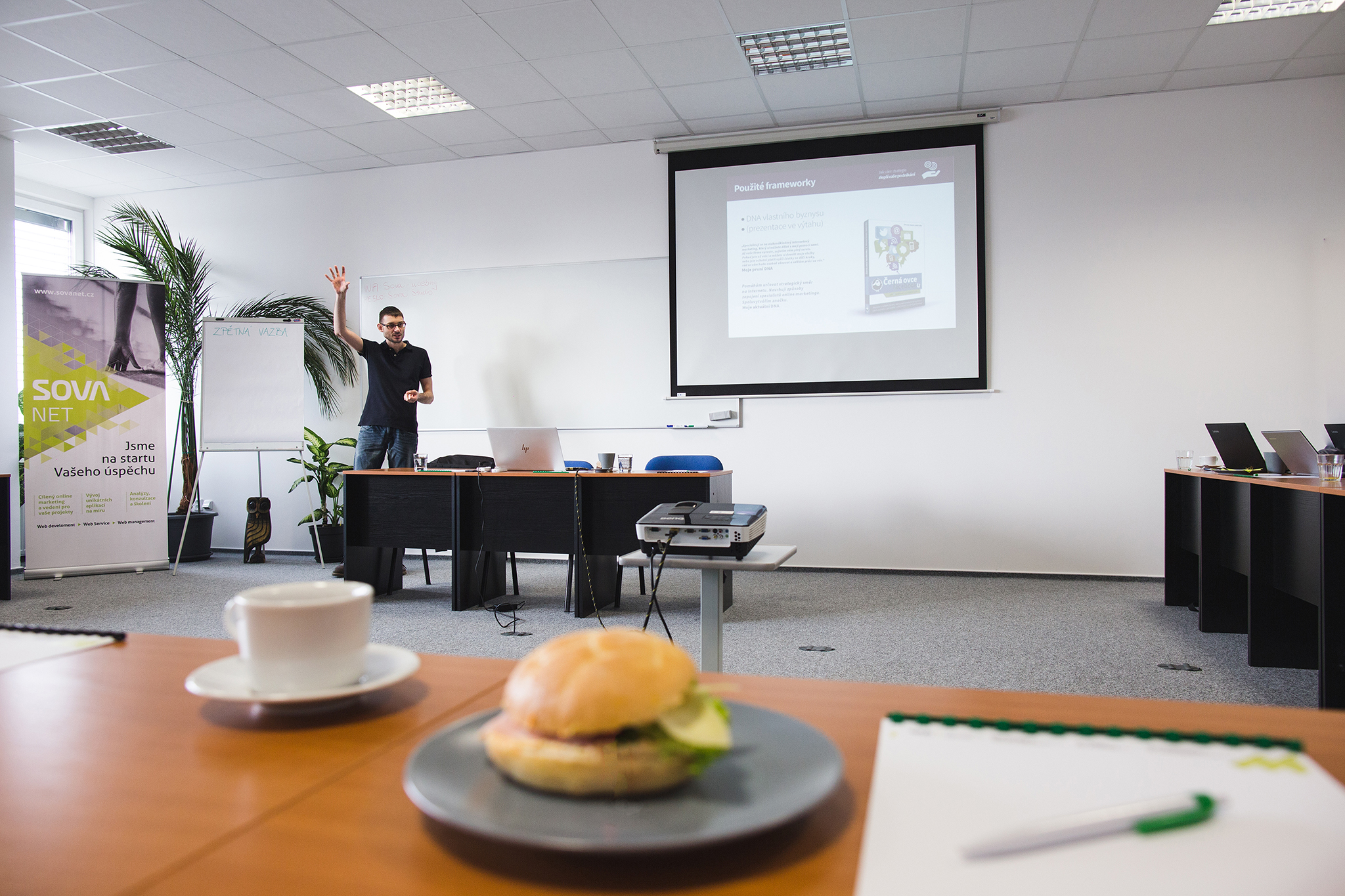 E - commerce snídaně s Radimem Hasalíkem